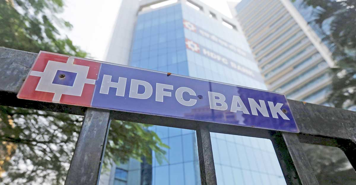 RBI Borrows strictures on HDFC Bank: Without Any Fresh digital Starts, Charge cards