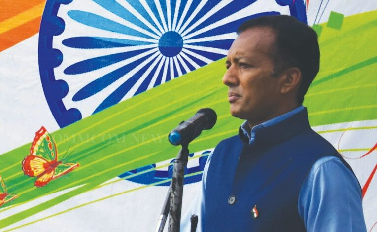 How Naveen Jindal went a mile ahead to impact the lives by transforming communities
