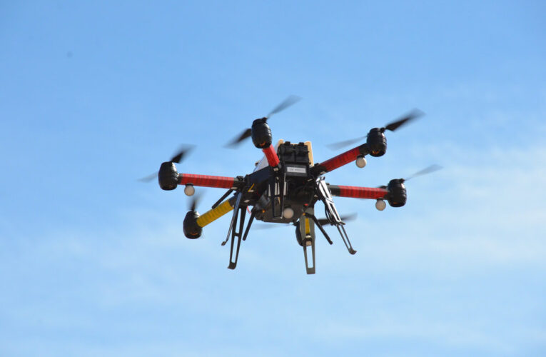 Combined microwave and laser technology: The future of counter-solutions for aerial robots?