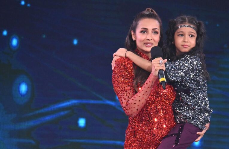 Malaika arora disco dances with Florina gogoi