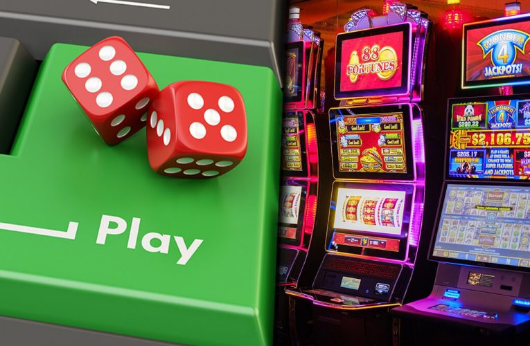 Tips For Playing Slot Machines Tomslot88 With the Spin Jackpot